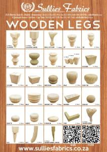 Wooden LEGS CHART